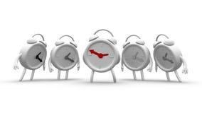 Alarm clock 04 Royalty Free Stock Photos