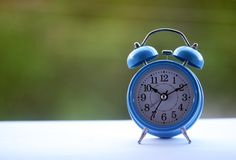 Alarm clock Stock Photo