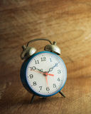Alarm clock retro Stock Photo