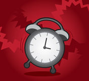 Alarm Clock Ringing Stock Photos