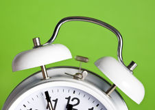 Alarm clock ringing Royalty Free Stock Images