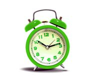 Alarm Clock Ringing Royalty Free Stock Photo