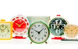 Alarm clock set Royalty Free Stock Images