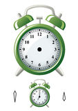 Alarm Clock, Set Your Own Time Stock Images