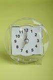 Alarm clock, seven o\'clock Royalty Free Stock Images