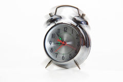 Alarm clock shake Royalty Free Stock Photography