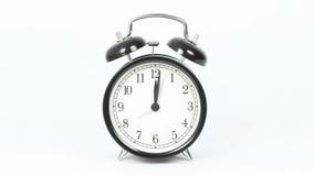 Alarm Clock stock video footage