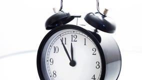 Alarm clock 5 to 12 Royalty Free Stock Photography