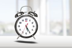 Alarm Clock. Clock Urgent Ringing Retro Revival Time Old Royalty Free Stock Images