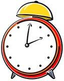 Alarm Clock (Vector) Royalty Free Stock Image