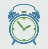 Alarm clock royalty free illustration