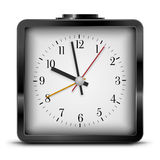 Alarm Clock Vector Royalty Free Stock Image
