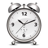 Alarm clock vintage Royalty Free Stock Photography