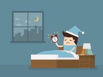 Alarm clock vector illustration