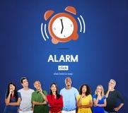 Alarm Clock Wake Up Morning Concept Royalty Free Stock Image