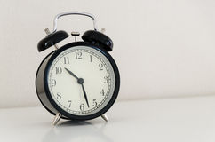 Alarm clock watch Stock Photography