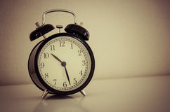 Alarm clock watch Stock Image