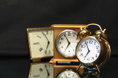 Alarm Clocks Royalty Free Stock Image