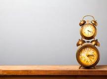 Alarm clocks Royalty Free Stock Photos