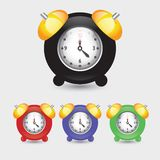 Alarm royalty free stock photos