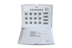 Alarm Control Box Royalty Free Stock Photography
