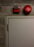 Alarm equipment Royalty Free Stock Image