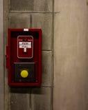 Alarm equipment Stock Image