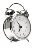 Alarm-klok royalty-vrije stock afbeelding