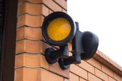 Alarm lantern Stock Images