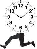Alarm nogi ilustracji