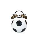Alarm soccer Stock Images