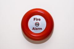 Alarm system stock photos