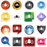 Alarm Variety Set Royalty Free Stock Photos