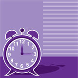 Alarm vector Royalty Free Stock Photos