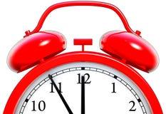 Alarm watch. 3D illustration of a alarm watch stock illustration