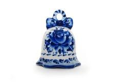 Alarma coloreada de la cerámica imagen de archivo libre de regalías