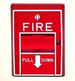 Alarma de incendio fotos de archivo libres de regalías