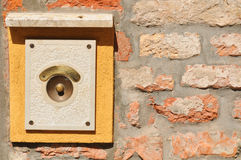 Alarma del anillo Foto de archivo