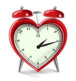 Alarma del ataque del corazón Imagen de archivo libre de regalías