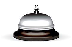 Alarma realista del hotel del vector Imágenes de archivo libres de regalías