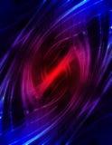 Alarma roja ilustración del vector