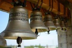 Alarmas de iglesia Fotografía de archivo