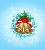 Alarmas de la Navidad ilustración del vector