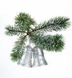 Alarmas de la Navidad imagen de archivo libre de regalías