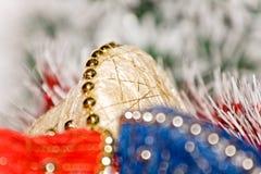 Alarmas de la Navidad Fotografía de archivo