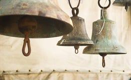 Alarmas viejas Imagen de archivo libre de regalías