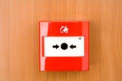 alarmbrand Arkivfoton