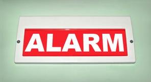 Alarme Image libre de droits