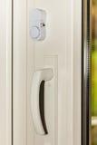 Alarme pour des fenêtres et des portes Images stock