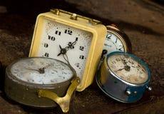 Alarmes múltiplos Imagens de Stock Royalty Free
